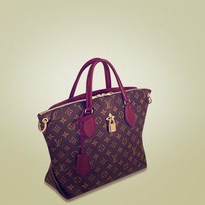 Louis Vuitton Flower Zipped ToTe MM